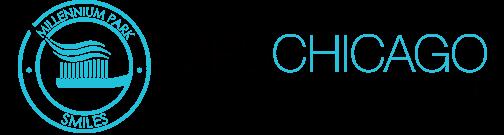 Millennium Park Smiles Mobile Logo